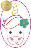 ITH Unicorn Felties HL2375 embroidery files