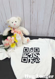 QR code -Its a girl- HL5702 embroidery file