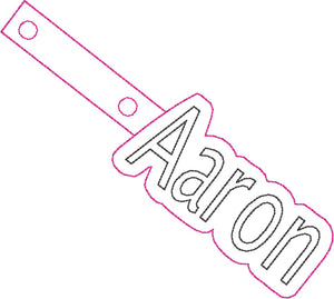 ITH Aaron Fob HL5745 embroidery file