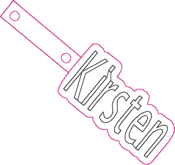 ITH Kirsten Fob HL5737 embroidery files
