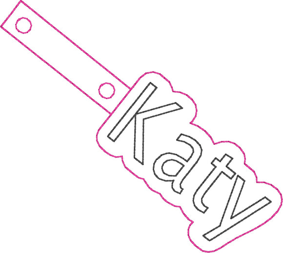 ITH Katy Fob HL5753 embroidery file