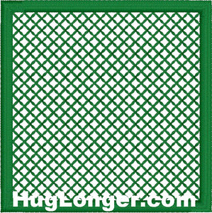 Knockdown Squares HL2459 embroidery files