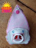 HL ITH Gnome Inhaler Case HL5765 embroidery file