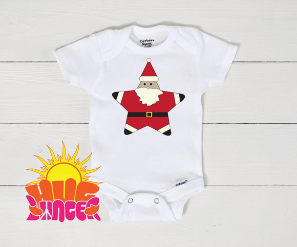 HL Sublimation Santa Star HL5630