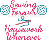 Sewing Forever HL2220 embroidery file