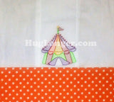 Sketchy Circus Tent HL2173 embroidery file