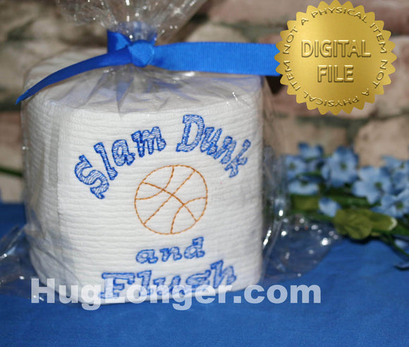 Slam Dunk TP HL2405 embroidery file