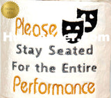 Please Stay Seated TP HL2462 embroidery file