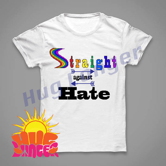 HL SUBLIMATION Straight Against Hate HL5623