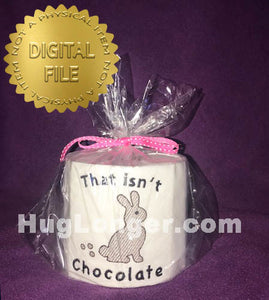That isn't Chocolate TP HL2485 embroidery file