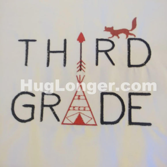 Tribal Third Grade HL2320 embroidery file