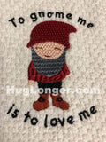 To Gnome Me HL2486 embroidery file