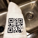 QR Code-Wash the Dishes- HL5711 embroidery file