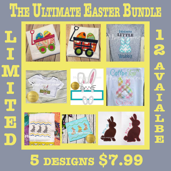 The Ultimate Easter Bundle-LIMITED