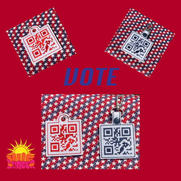 HL ITH QR code Vote Fobs HL5618
