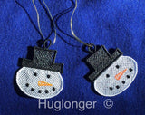Limited Time Snowman Bundle HL5743 embroidery files