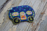 ITH Zippered Camper Pouch Embroidery File HL1018