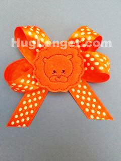 ITH Lion Felties HL2025 embroidery file