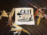 Quit Your Witching HL2067 embroidery file