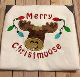 Applique Christmoose HL2106 embroidery file