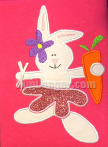 Joyful Jumper Easter Applique Digital Files for embroidery machines