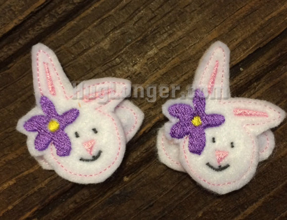 Joyful Jumper Easter Felties DIgital File for Embroidery Machines