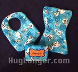 In The hoop bib, burp and diaper wrap/wipe set embroidery files
