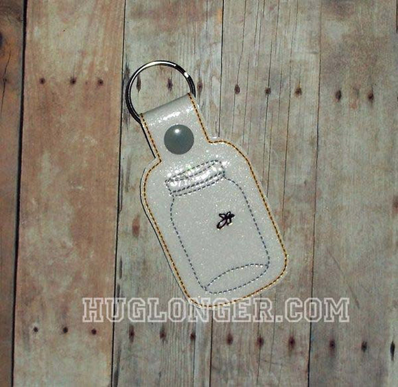 ITH Jar Key Fob