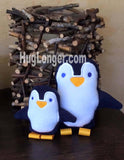 ITH Penguin Stuffies embroidery files