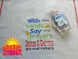 HL Jesus and Germs 5613