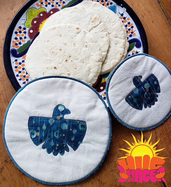 HL ITH Tortilla Keeper HL5767 embroidery file