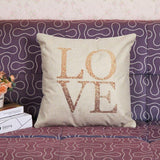 Elephant Series Decor Pillow Covers