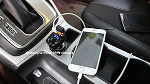 Bluetooth all in one Car Kit Transmitter