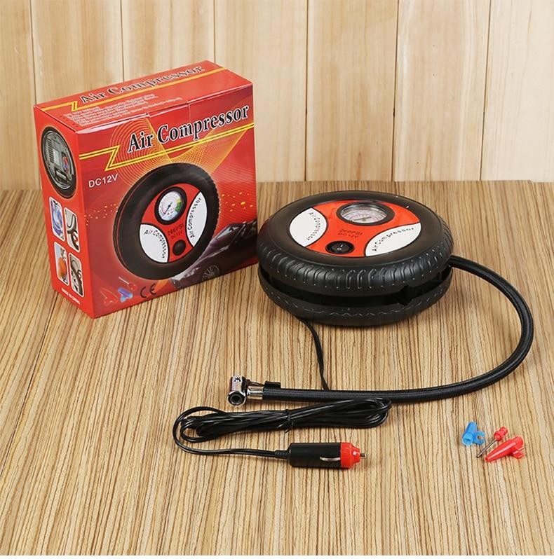 (Last day promotion-55% OFF) Portable Car Air Pump