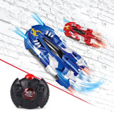 Wall Racing Car