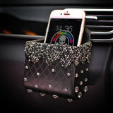 Car Crystal Rhinestones Diamond Bucket