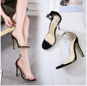 Transparent High Heels Sandal