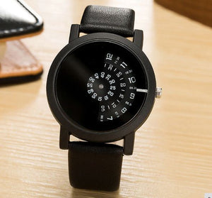 Camera Style Ladies Watch