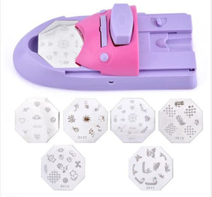 All-In-One Nail Art Machine