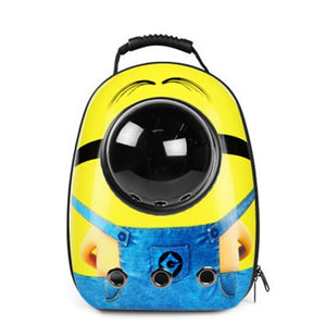 Astronaut Small Pet Backpack