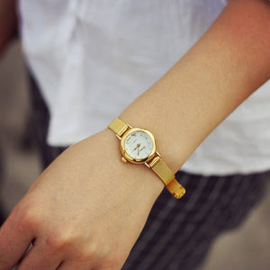 Quartz Analog Wristwatch