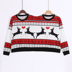 2018 Two Person Novelty Christmas Jumper