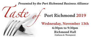TASTE OF PORT RICHMOND ticket