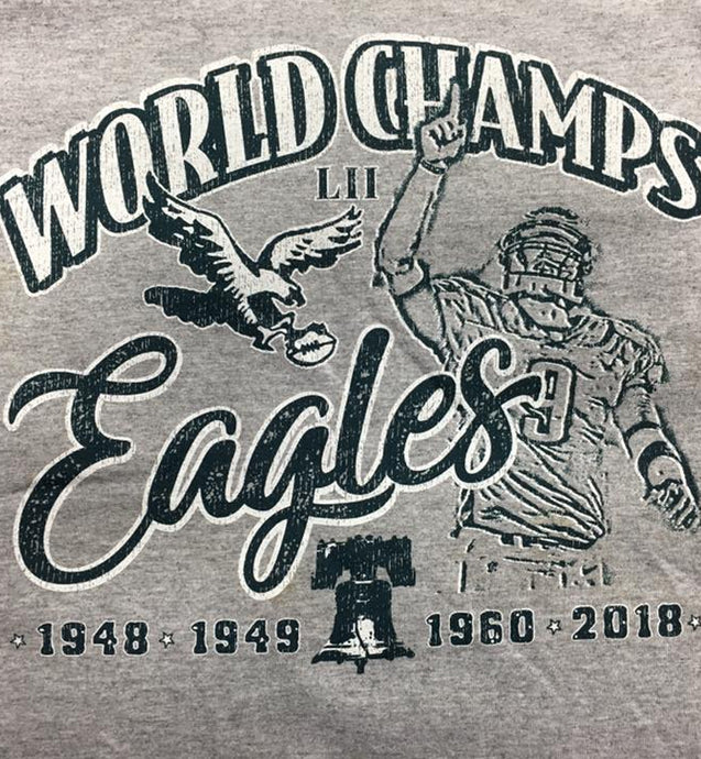 World Champs Eagles T-Shirt