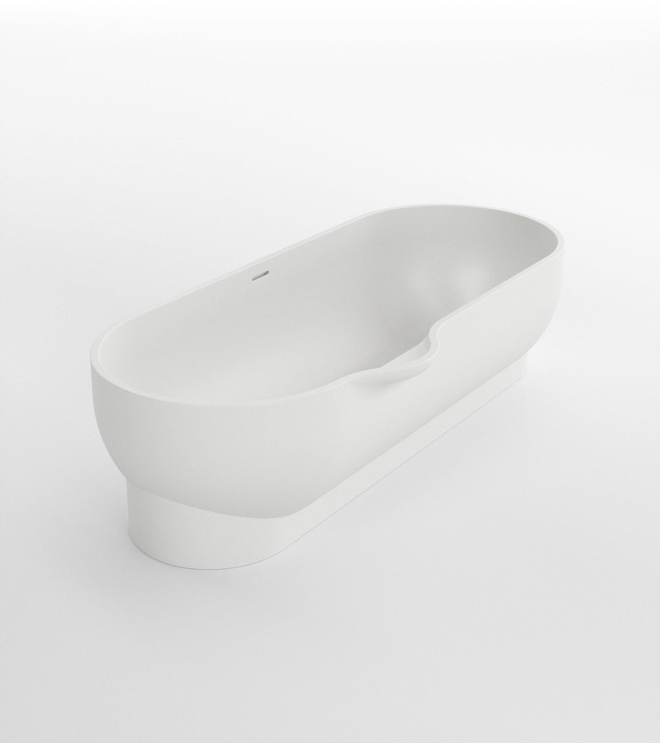 EROSION Freestanding tub