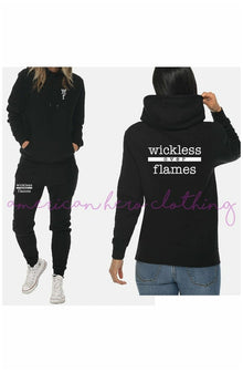 Wickless over Flames Laney Pullover Hoodie (4773762859097)