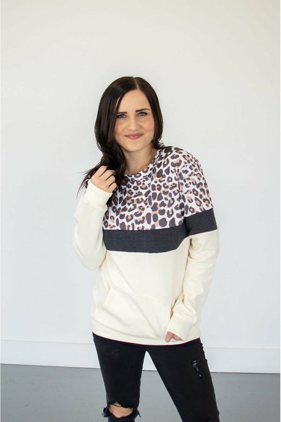 Leopard Crew Neck (Ready to Ship) (4724280459353)