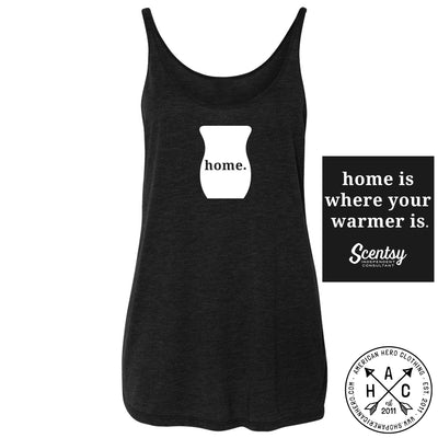SCENTSY HOME SLOUCHY TANK