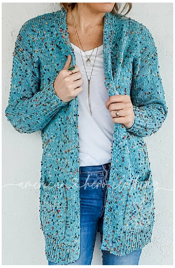 Miley Dot Cardigan (4745124282457)