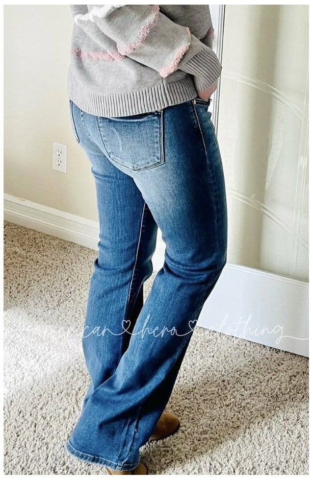 Time To Reboot Judy Blue Bootcut